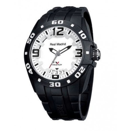 RELOJ VICEROY REAL MADRID NEGRO CADETE-432834-55