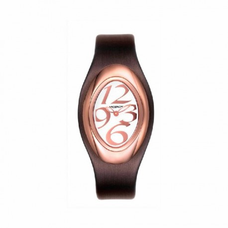 VICEROY BROWN LEATHER WATCH-46610-94