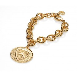 VICEROY BIJOUX PLATED COIN BRACELET-B1062P100-06