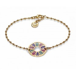 VICEROY FIGURE CERCLE BRACELET GOLD COLOR-1143P100-99
