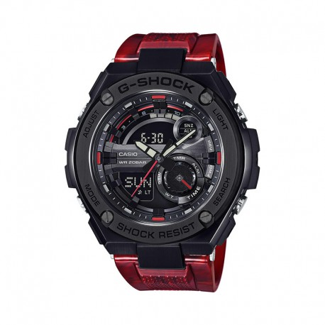 CASIO G-SHOCK STEEL MEN'S WATCH-GST-210M-4AER