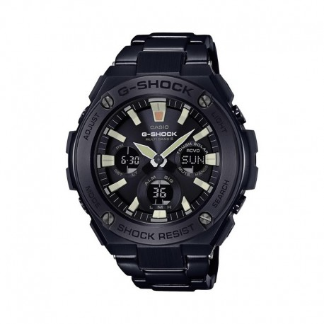 CASIO G-SHOCK STEEL MEN'S WATCH-GST-W130BD-1AER