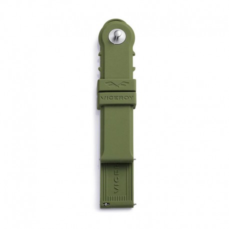 VICEROY GREEN WATCH STRAP-301-401047-6