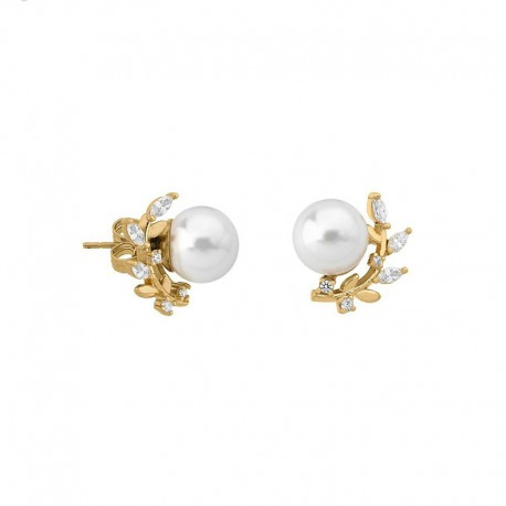 MAJORICA WOMEN'S PEARLS EARRINGS-15791.01.1.000.010.1