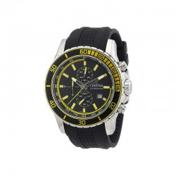 FESTINA MEN'S CHRONO BLACK DIAL WATCH-F16561/4