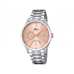 LOTUS MEN'S ROSE GOLD WATCH-18213/2