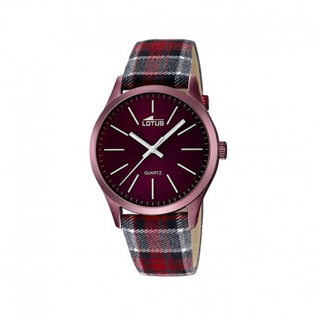 LOTUS CASUAL PURPLE WATCH-18349/2