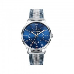 VICEROY MEN'S STEEL BLUE WATCH-471087-34