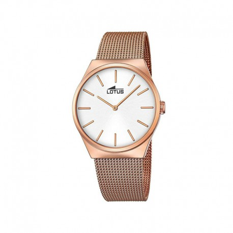 LOTUS MEN'S ROSE GOLD WATCH-18286/1