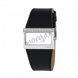 ANALOGIC WOMEN'S LEATHER WATCH-M947D