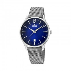 LOTUS MEN'S BLUE STEEL WATCH-18405/3